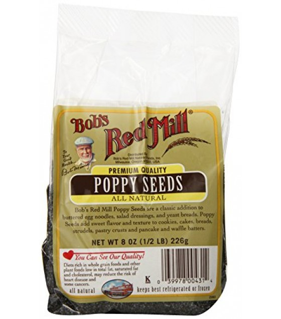 [Bob`S Red Mill] Miscellaneous Poppy Seeds