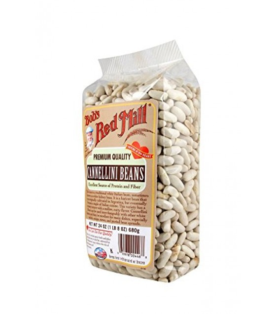 [Bob`S Red Mill] Soup Mixes & Beans Cannellini Beans