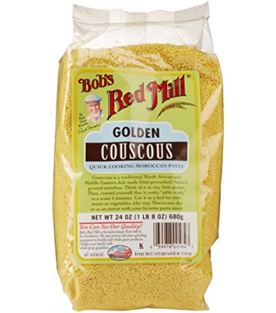 [Bob`S Red Mill] Miscellaneous Couscous, Golden