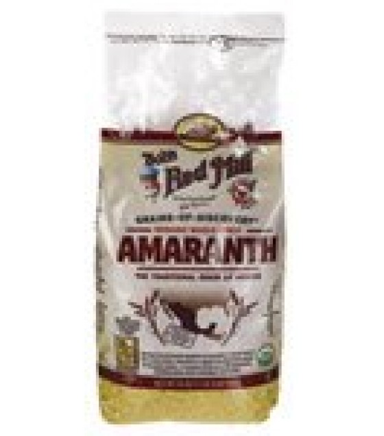 [Bob`S Red Mill] Cereals Grain, Amaranth  At least 95% Organic