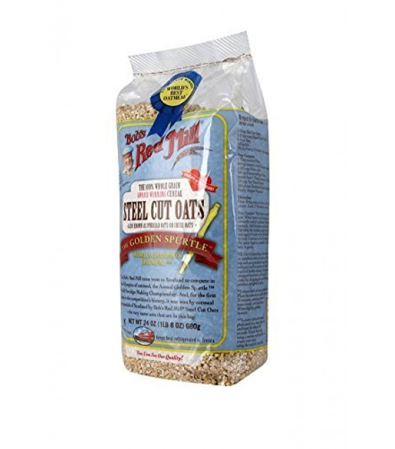 [Bob`S Red Mill] Cereals Oats, Steel Cut