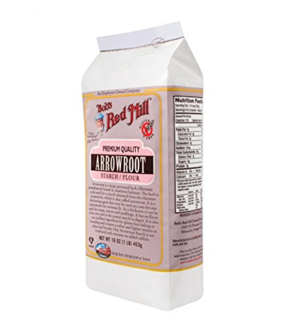 [Bob`S Red Mill] Flour & Baking Products Arrowroot Starch Flour