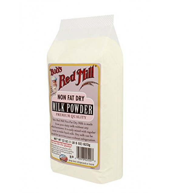 [Bob`S Red Mill] Flour & Baking Products Milk Powder,Non Fat