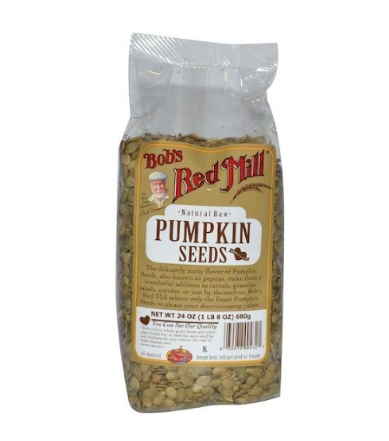 [Bob`S Red Mill]  Pumpkin Seeds