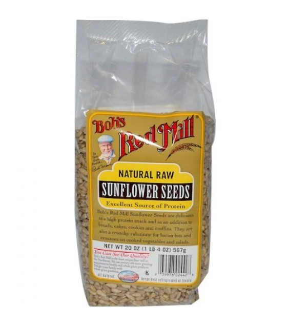 [Bob`S Red Mill]  Sunflower Seeds, Raw Bulk