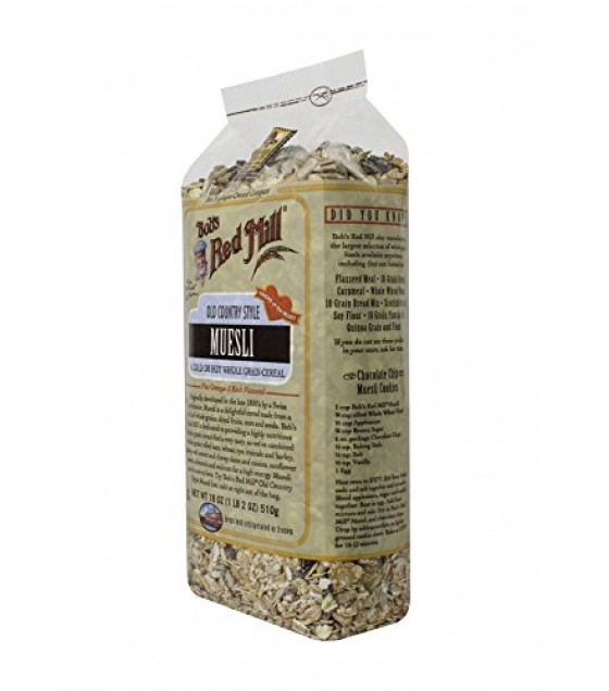 [Bob`S Red Mill] Cereals Muesli, Old Country Style