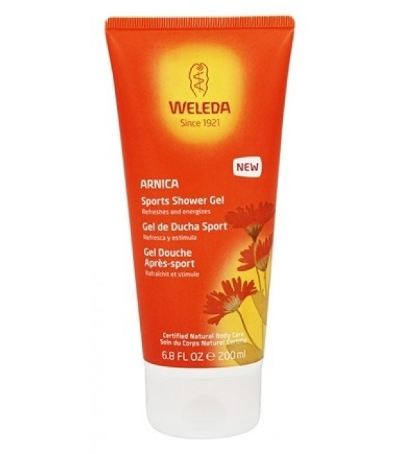 [Weleda] ARNICA SPORTS SHOWER GEL