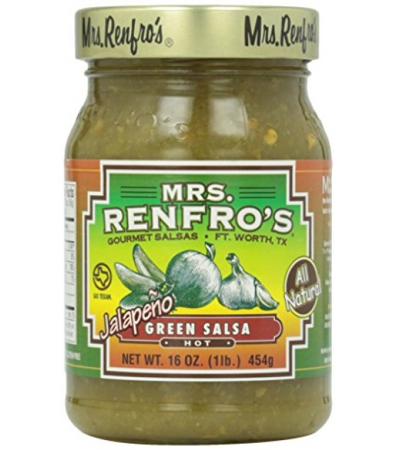 [Mrs Renfro`S] Salsa Green