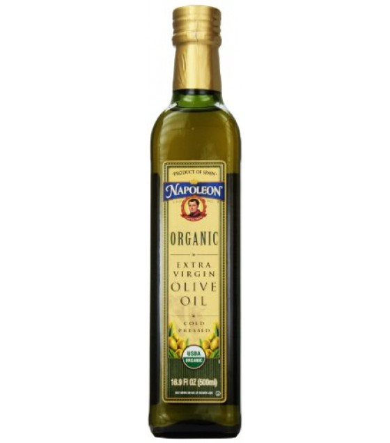 [Napoleon Co.] Olive Oil Oil, Olive, Extra Virgin  At least 95% Organic