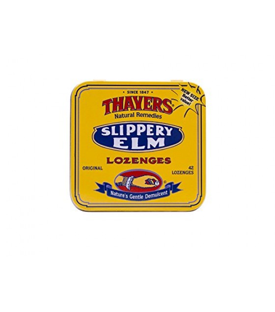 [Thayer`S] Lozenges Slippery Elm