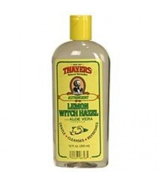 [Thayer`S] Witch Hazel Products Lemon w/Aloe Vera