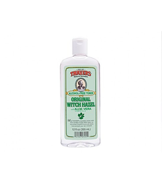 [Thayer`S] Witch Hazel Products Original w/Aloe Vera, AF