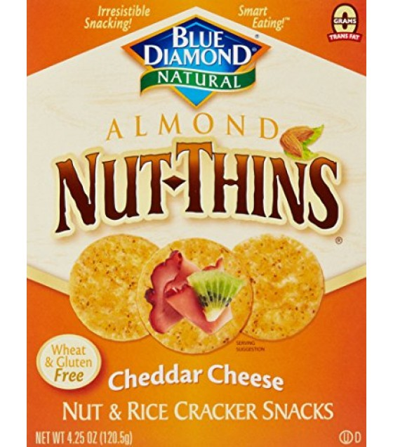[Blue Diamond] Cracker/Bread Specialty Crackers Cheddar Cheese
