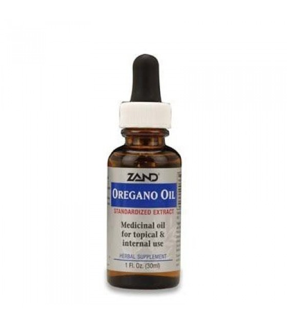[Zand] Standardized Herbal Extracts-Liquids Oregano Oil