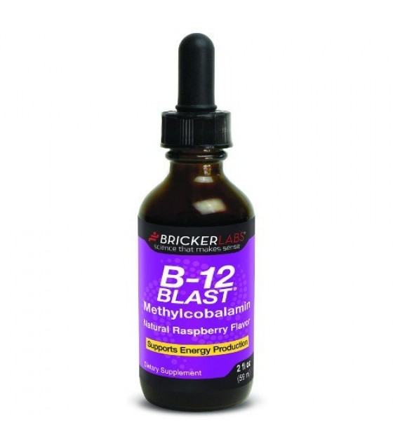 [Bricker Labs] B-12 BLAST METHYLCOBALAMN