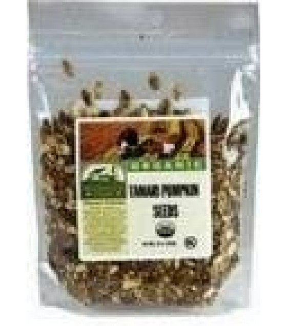 [Woodstock] Roasted/Flavored Seeds Pumpkin Seeds, Tamari  At least 95% Organic