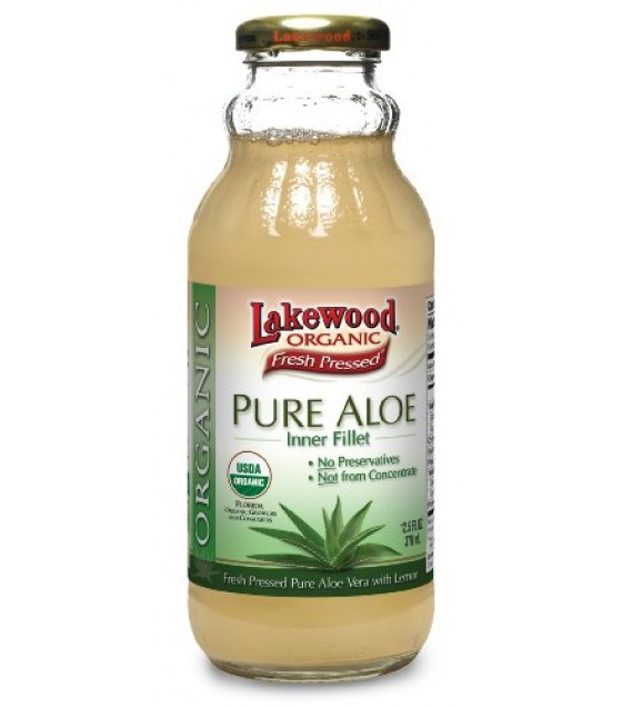 [Lakewood] Aloe Products Pure Aloe  At least 95% Organic