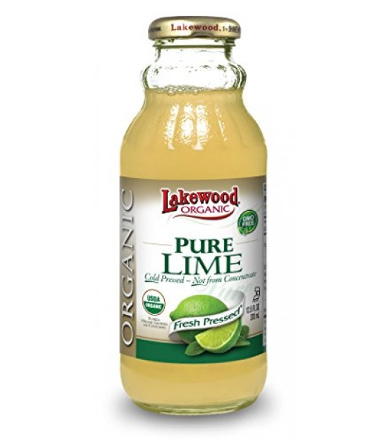 [Lakewood] Juices Lime, Pure  At least 95% Organic