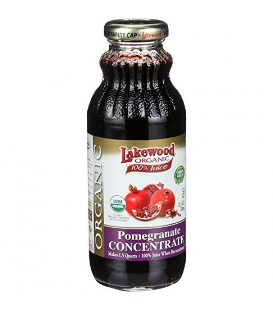 [Lakewood] Organic Concentrate Juices Pomegranate  At least 95% Organic