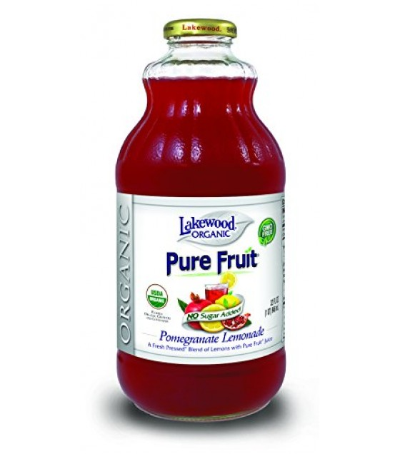 [Lakewood] Juices Pomegranate Lemonade  At least 95% Organic