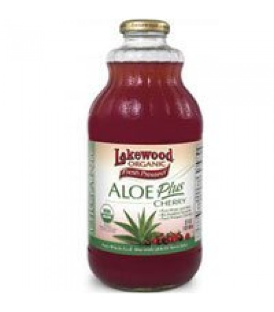 [Lakewood] Aloe Products Aloe Plus Cherry  At least 95% Organic
