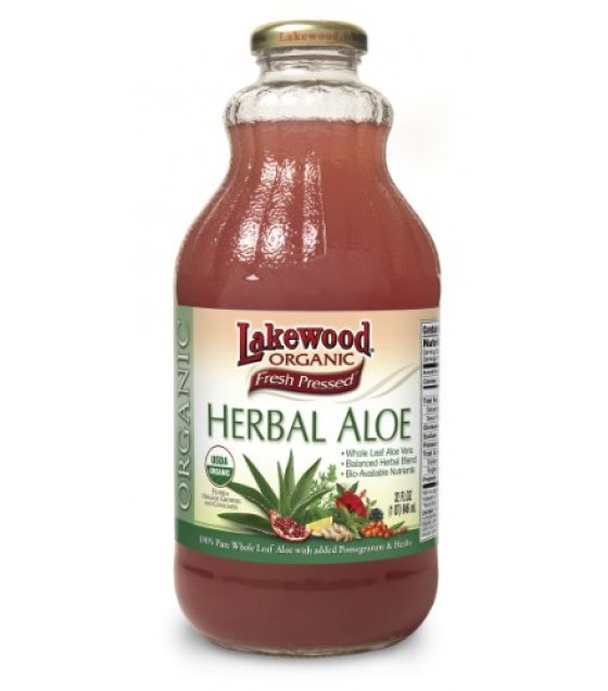[Lakewood] Aloe Products Herbal Aloe  At least 95% Organic