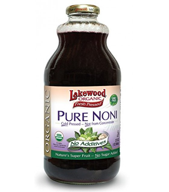 [Lakewood] Juices Pure Noni  At least 95% Organic