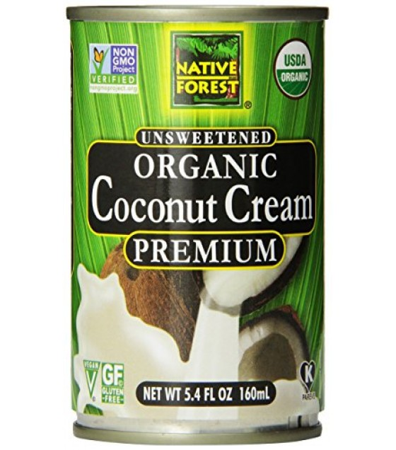 [Native Forest]  Coconut Cream  At least 95% Organic