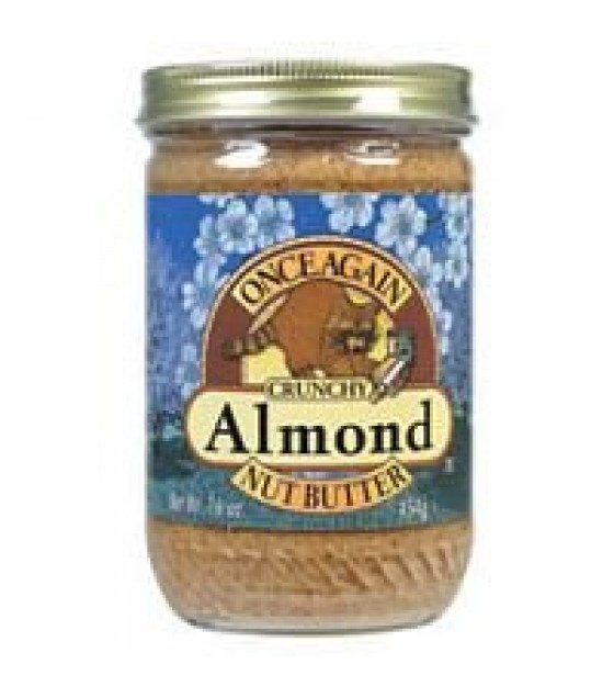 [Once Again] Nut Butters Almond Butter, Smooth
