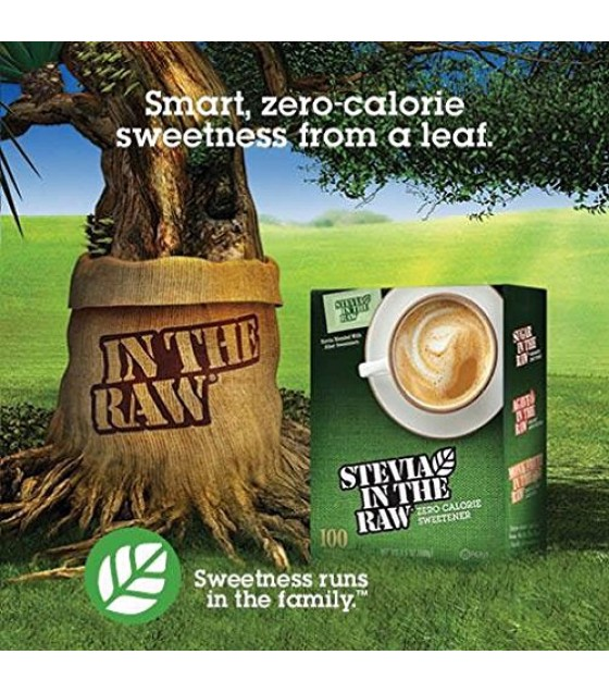[Stevia In The Raw]  Stevia in the Raw, Zero Calorie