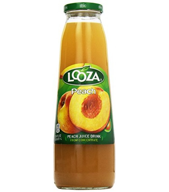 [Looza] Juice Drink (From Concentrate) Peach