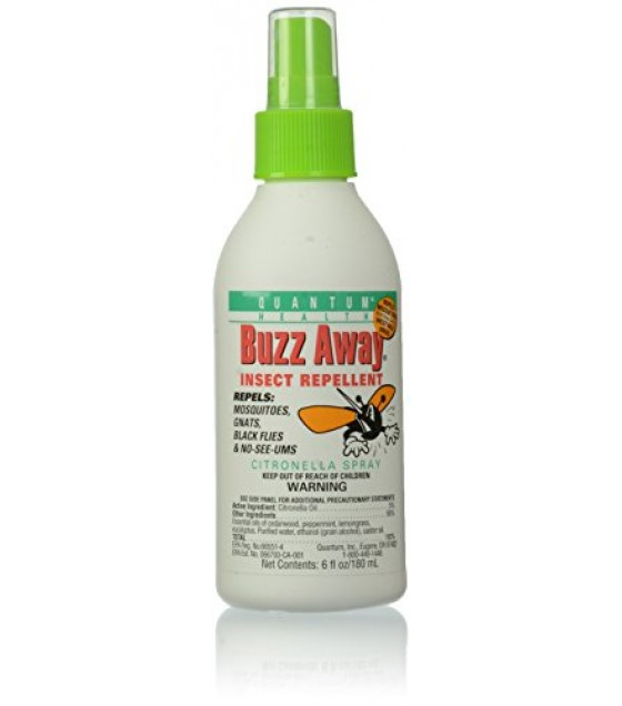 [Quantum] Repellent Buzz Away Pump Spray