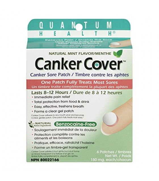 [Quantum] Oral Care Canker Cover Oral Canker Sore Patch