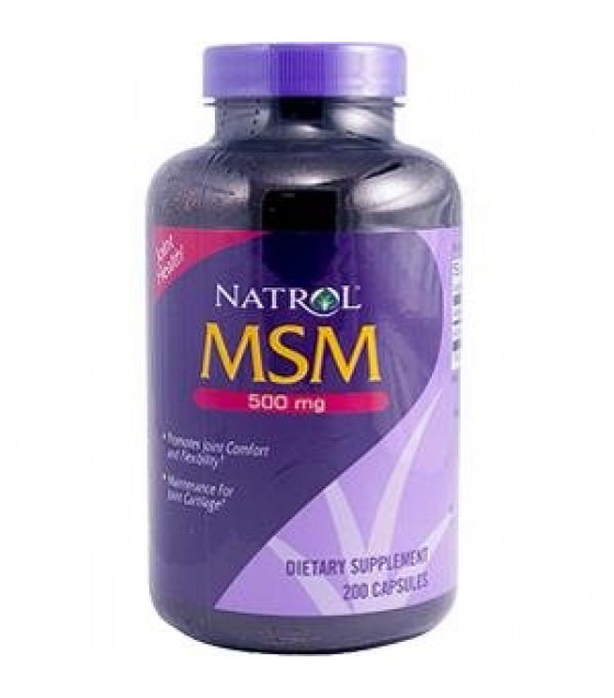 [Natrol] Specialty Products MSM 500 mg