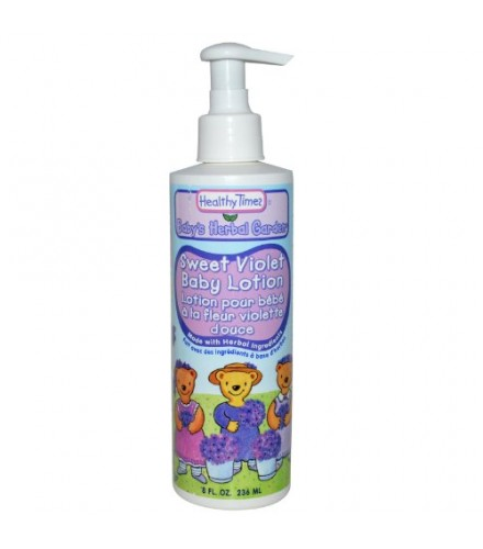 [Healthy Times] Baby Products Sweet Violet Lotion