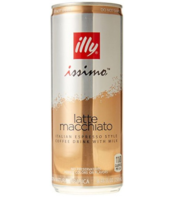 [Illy Issimo] Coffee Drinks Latte Macchiato