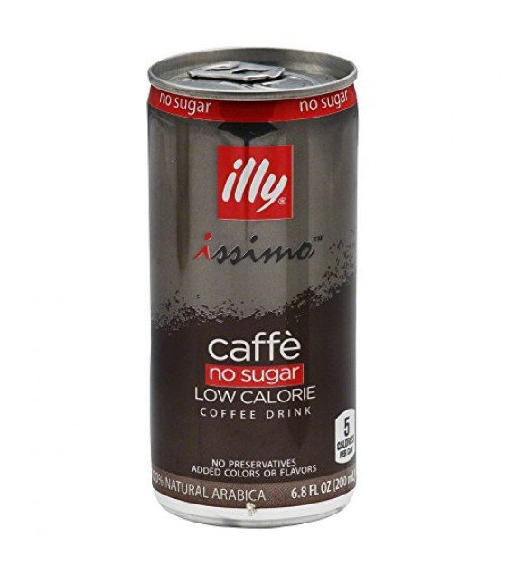 [Illy Issimo] Coffee Drinks Caffe`, No Sugar