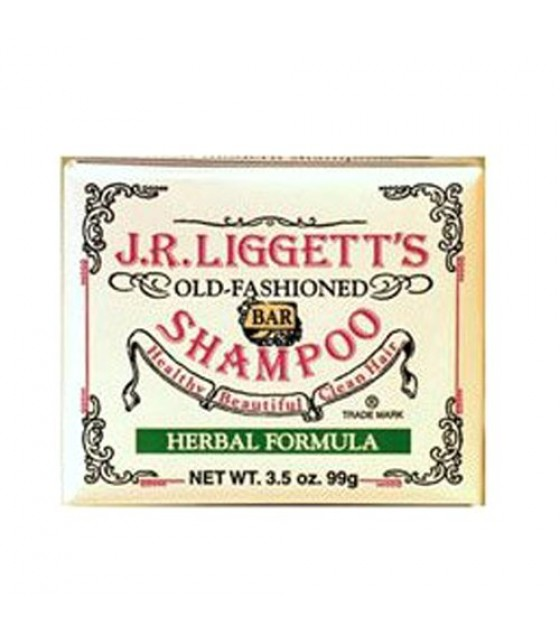 [J.R. Liggett]  Shampoo, Old Fashioned Bar, Herbal