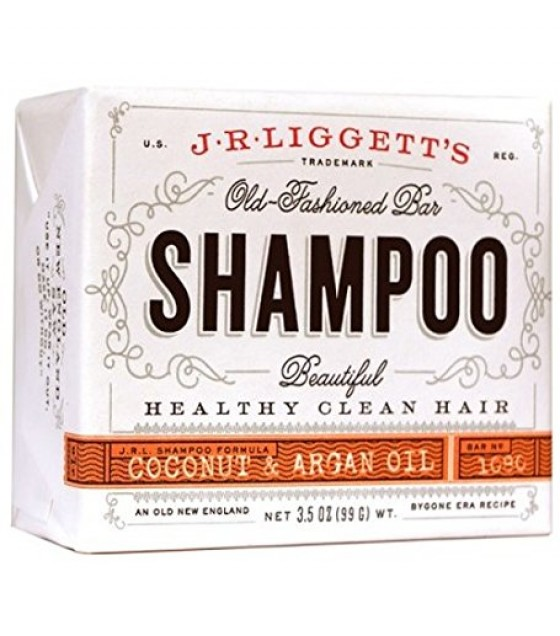 [J.R. Liggett'S                ] SHAMP BAR,COCONUT&ARGAN