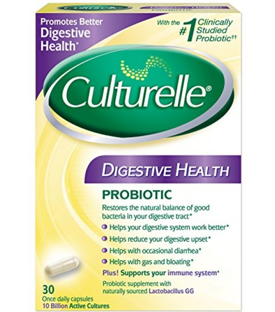 [Culturelle] Dietary Supplements Probiotic Culturelle Caps