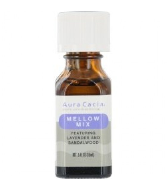 [Aura Cacia] Essential Solutions Mellow Mix