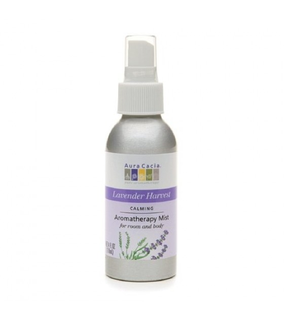 [Aura Cacia] Aromatherapy Body Care Relaxing Lavender Mist