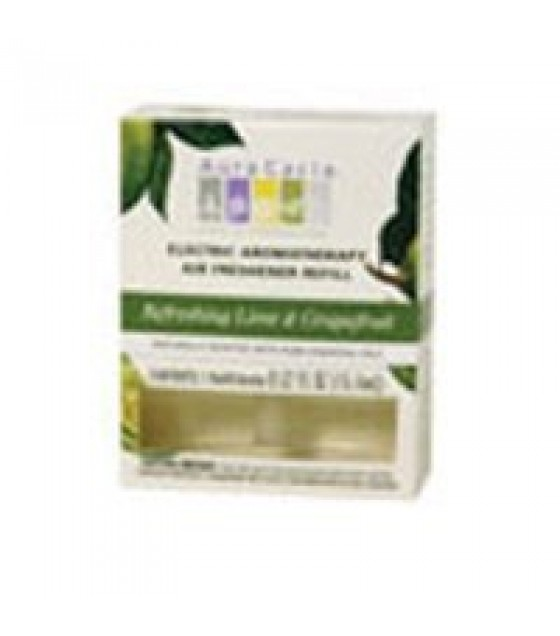 [Aura Cacia] Aromatherapy Accessories Refresh Lime/Grapefrt Elec Rfl