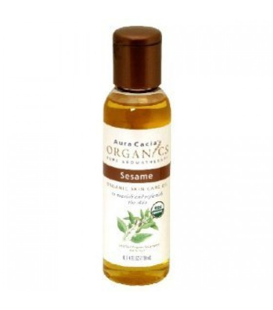 [Aura Cacia] Skin Care Oils Sesame  At least 95% Organic