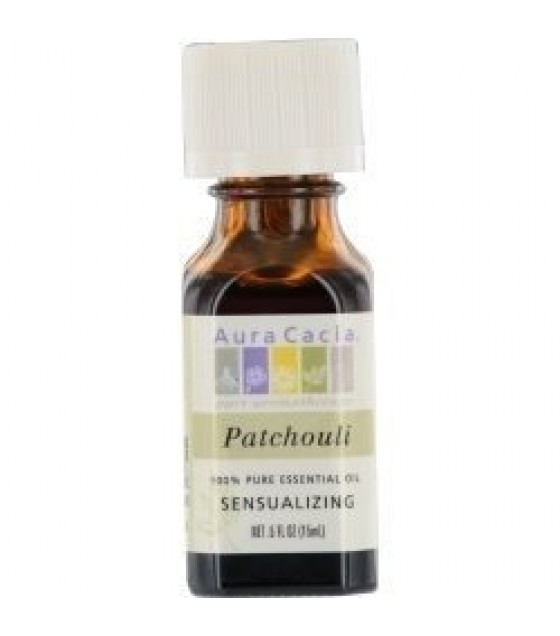 [Aura Cacia] Essential Oils Patchouli