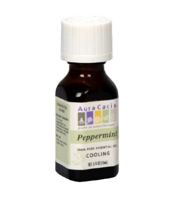 [Aura Cacia] Essential Oils Peppermint