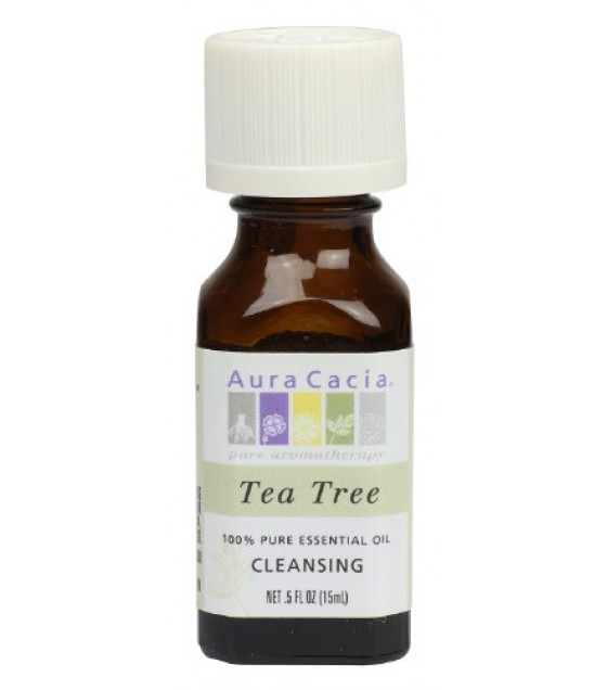 [Aura Cacia] Essential Oils Tea Tree