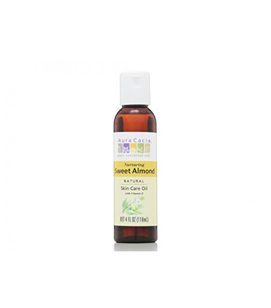 [Aura Cacia] Skin Care Oils Sweet Almond