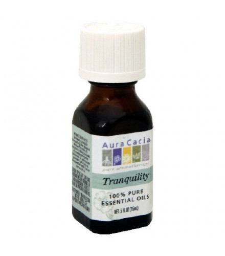 [Aura Cacia] Aromatherapy Essential Blends Tranquility