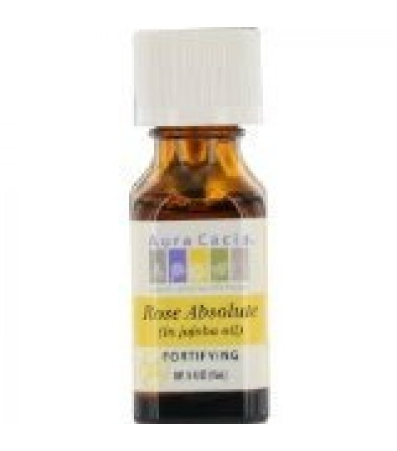 [Aura Cacia] Precious Essentials Rose Absolute w/Jojoba